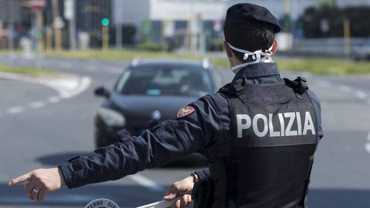 La Pasqua blindata degli italiani, controlli ferrei delle forze dell'ordine