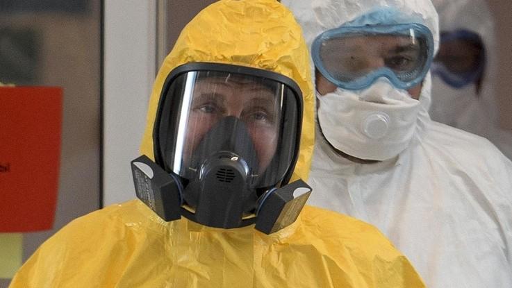 Coronavirus, Putin: la situazione in Russia peggiora