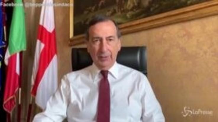 "Coronavirus, Sala difende i milanesi: ""Il 95% dei fermati ha i permessi in regola"""