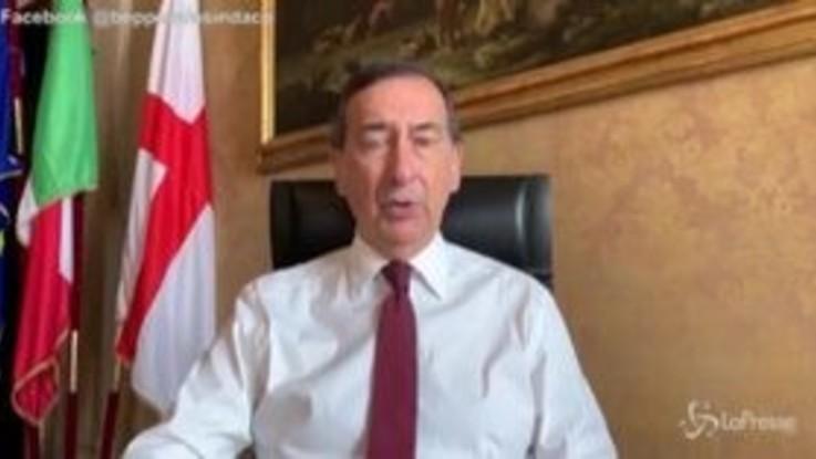 """Coronavirus, Sala: """"Più tamponi e test sierologici anche a Milano"""""""