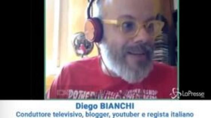 """Coronavirus, Diego Bianchi (Zoro): """"Mondo dell'informazione ha una grande responsabilità"""""""