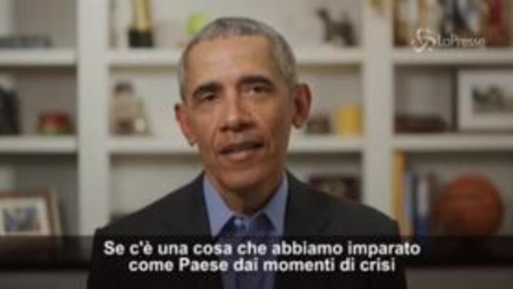 """Usa 2020, endorsement di Obama a Biden: """"Orgoglioso di appoggiare il mio amico Joe"""""""