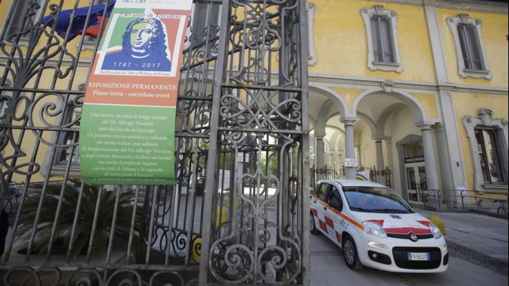 Coronavirus, Guardia di Finanza in Regione Lombardia nell'ambito dell'inchiesta sulle case di riposo