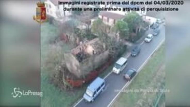 Forlì, sfruttavano migranti nei campi: 4 arresti