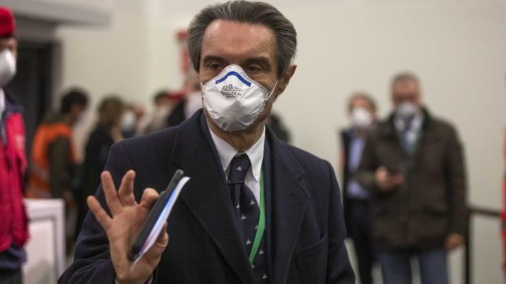 Coronavirus, La Lombardia punta alla Fase 2, con inizio il 4 maggio