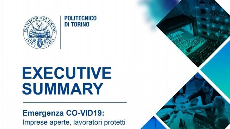 Fase 2, ecco il piano dettagliato del Politecnico di Torino