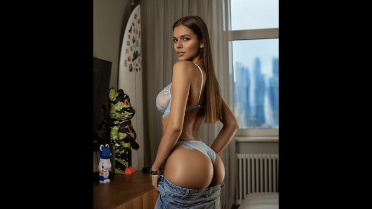 Sexy-Instagram, Viktoria Odinctova, la modella russa con l'adrenalina in corpo