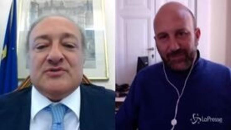 """Coronavirus, Margiotta: """"Su Alitalia decisone presa, ma sarà compagnia bandiera piccola"""""""