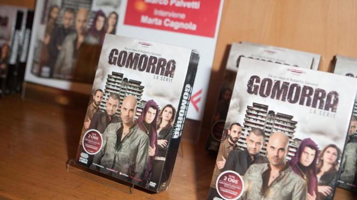 Lo sceneggiatore di 'Gomorra' Fasoli: Nelle serie del futuro tracce di questi giorni