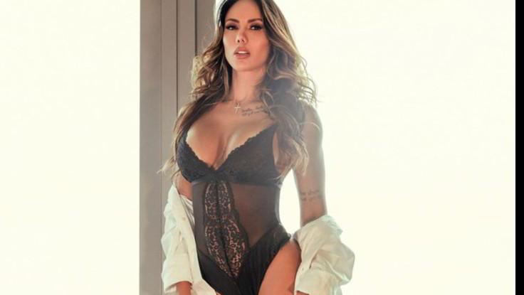 Sexy-Instagram, Sonia Isaza, la sexy trainer travolta da passione