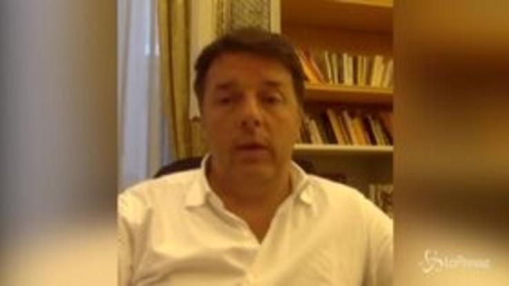 """Coronavirus, Renzi: """"App o lockdown? Non decide Arcuri. Atteggiamento sbagliato"""""""