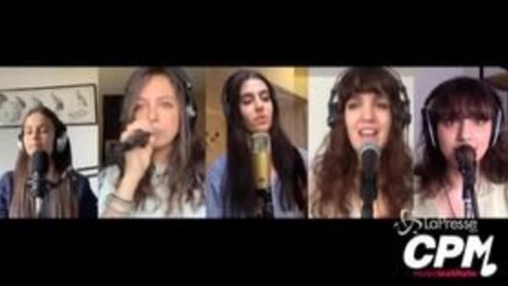 Musica: gli allievi del Cpm di Milano si esibiscono a distanza, il video lascia a bocca aperta