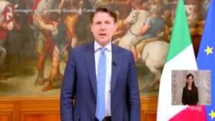 """Coronavirus, Conte: """"Recovery Fund renderà risposta Ue più efficace"""""""