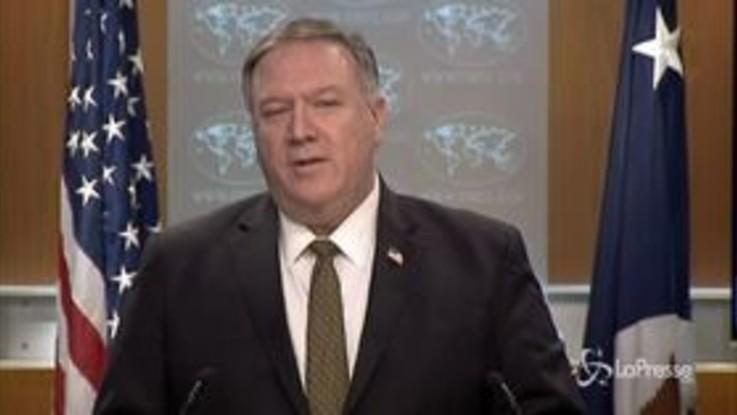"""Usa contro Cina: """"Sapeva dei casi già da novembre"""""""