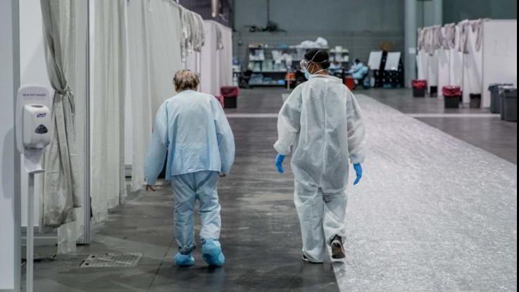 Coronavirus, USA precipita verso i 50 mila morti. Proposta schock di Trump: iniezioni di disinfettante
