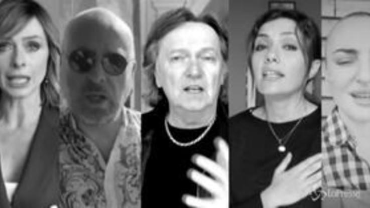 25 Aprile: da Arisa a Mario Biondi, artisti cantano inno per Polizia di Stato