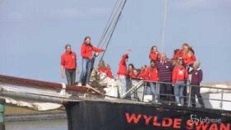 Coronavirus: dai Caraibi in Olanda via mare, finisce bene l'avventura di 25 studenti dei Paesi Bassi