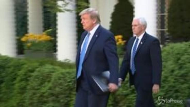 "Coronavirus, Washington Post: ""Trump ignorò allarmi dei servizi segreti"""