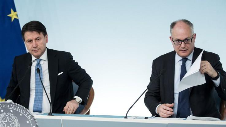 L'agenzia Fitch taglia il rating dell'Italia a BBB-