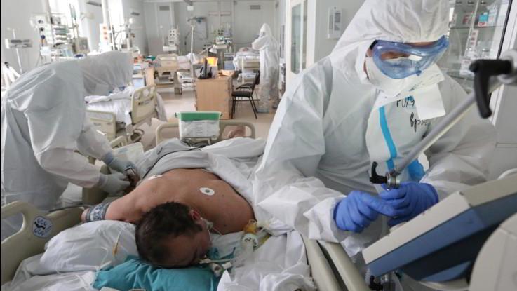 Coronavirus, impennata del numero dei guariti e drastica diminuzione di chi oggi è positivo al covid