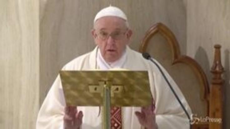 """1 maggio, Papa: """"Preghiamo perché a nessuno manchi lavoro e dignità"""""""