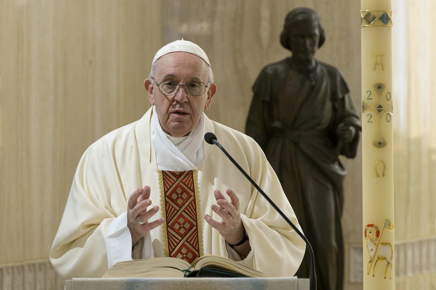 Papa Francesco ai governanti: superate le differenze