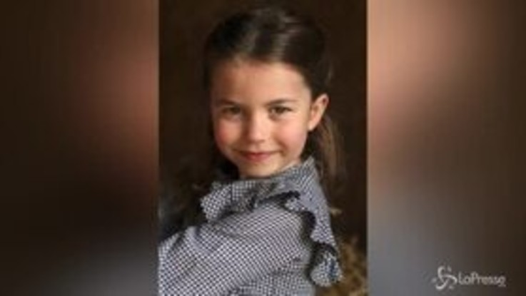 Gb: auguri Charlotte, la principessina compie 5 anni