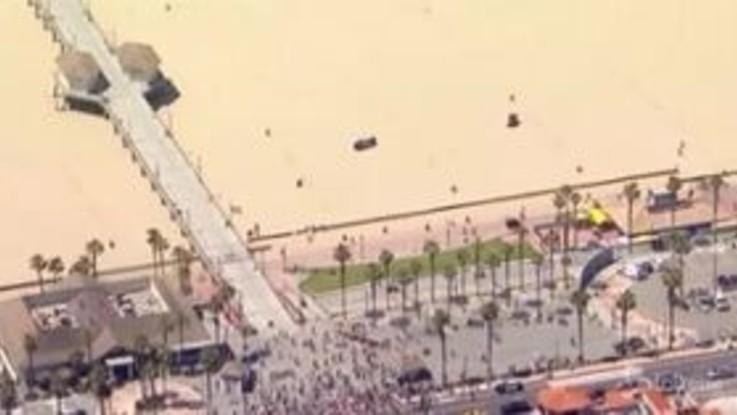 Coronavirus, proteste in California contro la chiusura delle spiagge