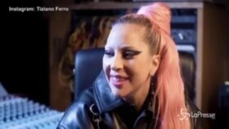 """Coronavirus, Lady Gaga in lacrime: """"Prego per l'Italia e per i miei parenti in Sicilia"""""""