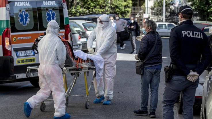 Coronavirus, Decessi a marzo aumentati del 49% rispetto alla media degli ultimi anni