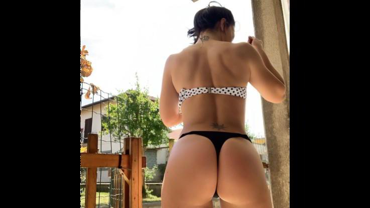 sexy-instagram, Federica Pacela, da Biella con passione, è sexy follia
