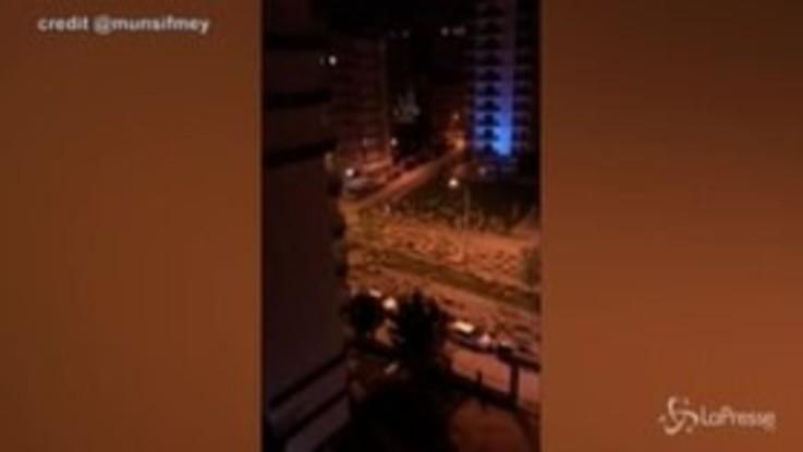 Turchia: lockdown ad Atakum, le pecore invadono la città
