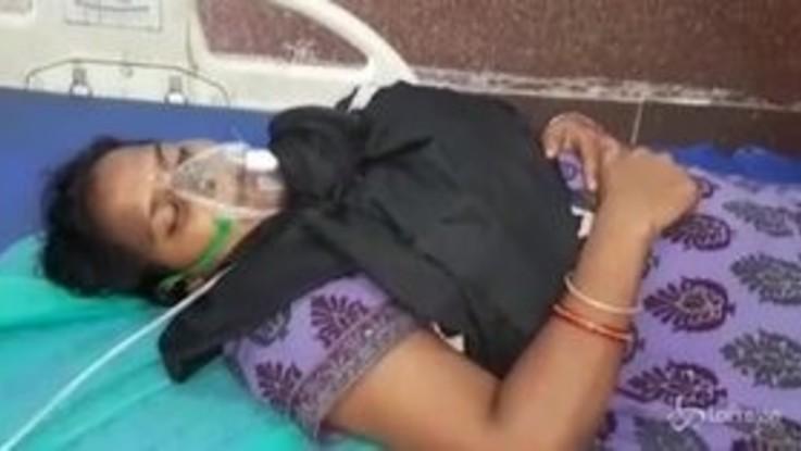 India, fuga di gas da impianto chimico: almeno otto vittime