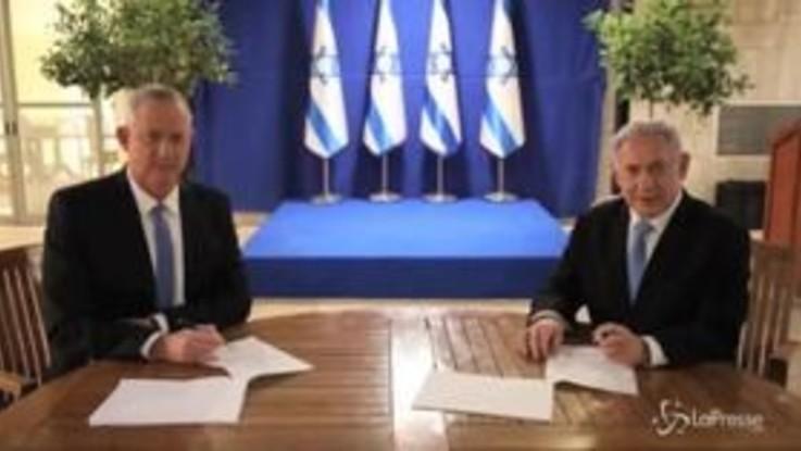 Israele, ok corte suprema a governo Netanyahu