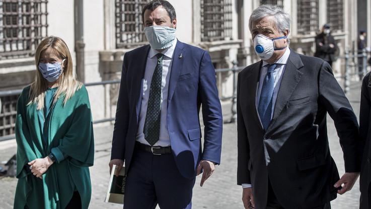 Governo, Salvini: Mozione sfiducia centrodestra a Bonafede