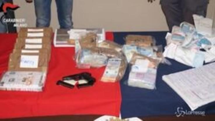 Legnano, smantellato traffico di cocaina tra Lombardia e Piemonte