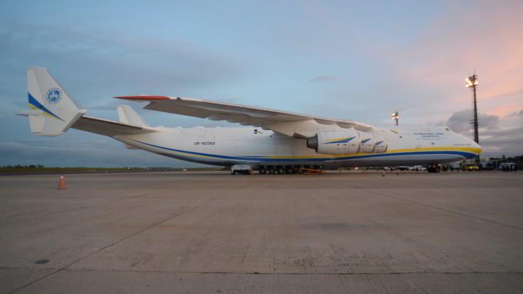 "Coronavirus, Kharchenko (Antonov): ""Anche mega cargo ucraino Mriya in prima linea"""