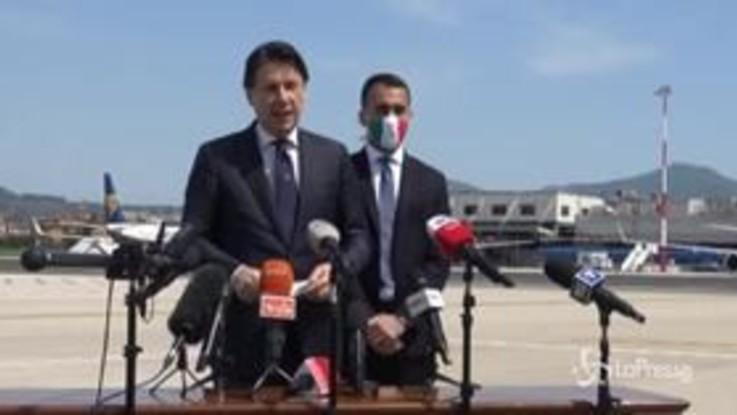 """Silvia Romano, Conte: """"Contento di darle il benvenuto, e' segnale che lo Stato c'è"""""""