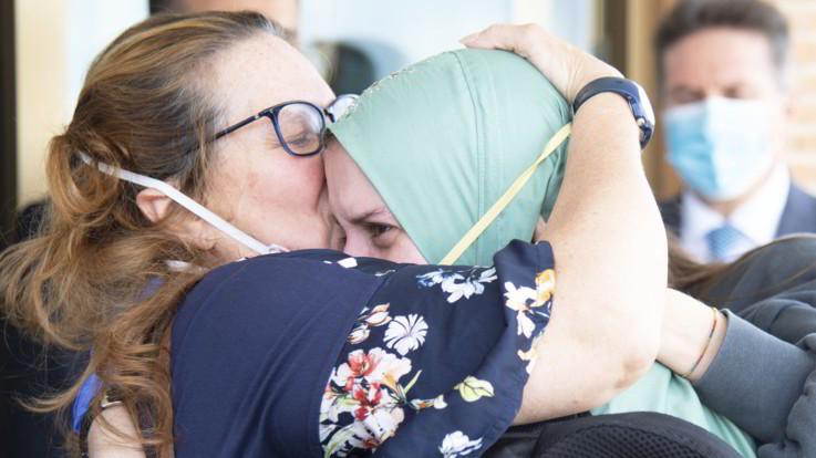 """Silvia Romano in Italia: """"Mi sono convertita a Islam per libera scelta"""""""