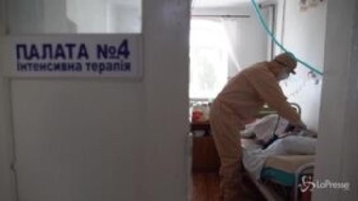 Ucraina, il sistema sanitario travolto dal COVID-19