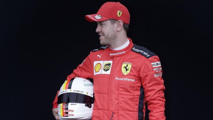 Ferrari-Vettel, addio a fine stagione: Non c'era più sintonia