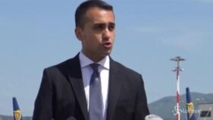 """Romano, Di Maio: """"Non mi risultano riscatti"""""""