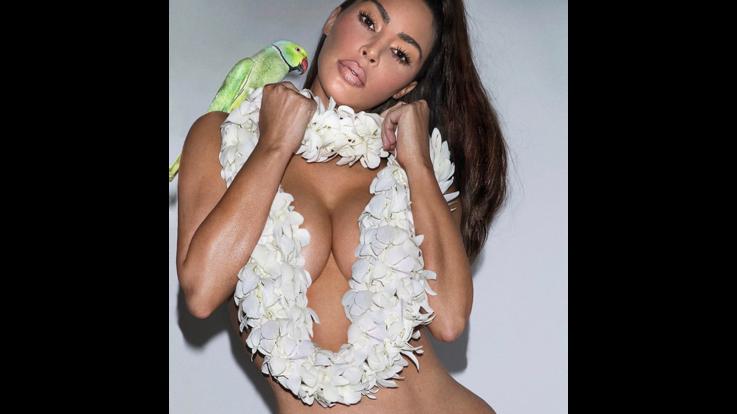 sexy-instagram, 170 milioni! Kim Kardashian da urlo