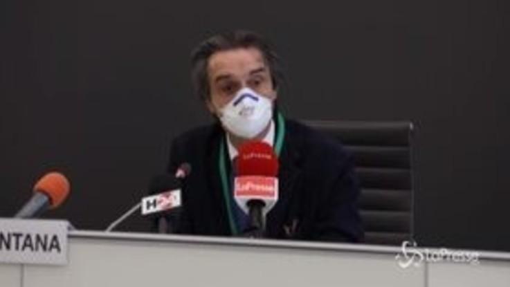 """Coronavirus, Fontana: """"Riapertura solo con garanzia sanitaria"""""""