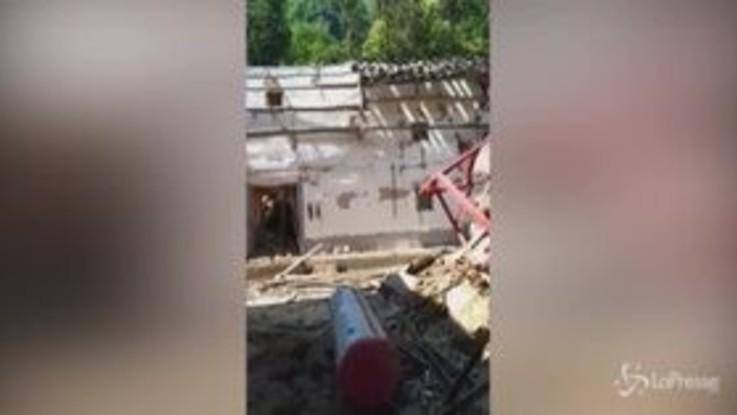 Cina, terremoto di magnitudo 5 nello Yunnan: 4 morti e 23 feriti