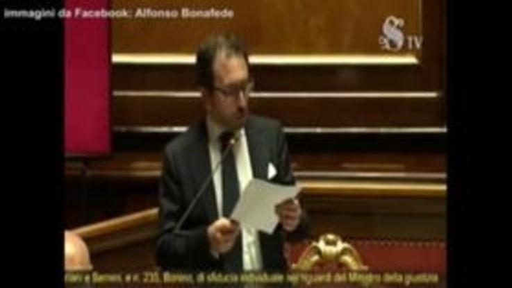 """Carcere, Bonafede: """"Mafiosi e rivoltosi esplicitamente esclusi dai benefici"""""""