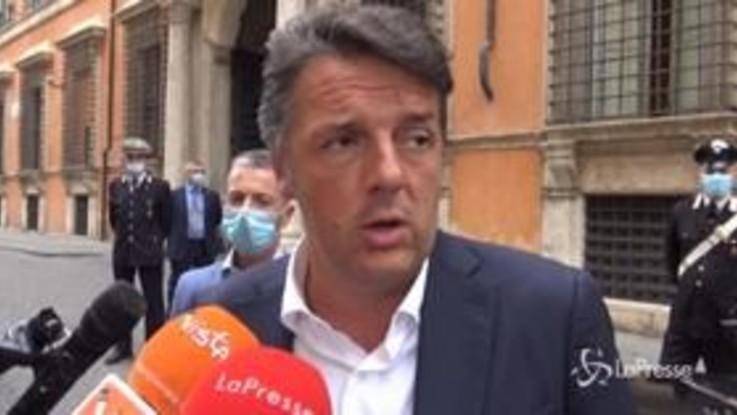 """No a sfiducia Bonafede, Renzi: """"Nessuna trattativa con Conte"""""""