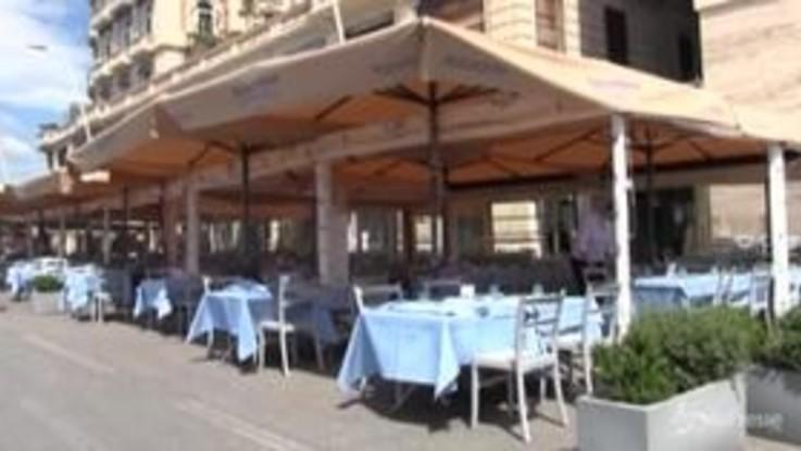 """Napoli, riaprono i ristoratori: """"Ottimisti nonostante danni ingenti"""""""