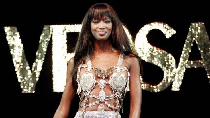 Naomi Campbell compie 50 anni. 'La mia bellezza ha i suoi segreti'