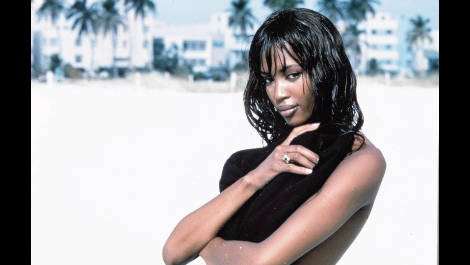 Naomi Campbell nel film Miami Rhapsody ©